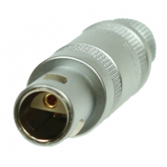 Lemo-plug, 1S series, 2-pole