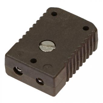 HTK Standardkupplung Typ J, braun, Hochtemperatur