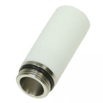 Sinterfilter Ø12x30 mm, HD-Polyethylene, 25µm
