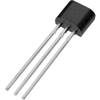 Digital TSic™506 Temperature sensor TO92