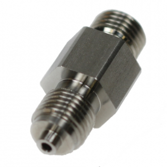 "Double threaded fittings G1/4"" / G1/4"""