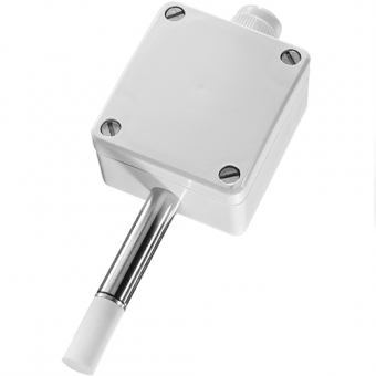 Humidity/ temperature probe (active) for outdoors, 20mA