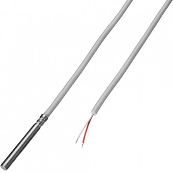 Cable probe 1xPt100/B/2 FEP/Sil