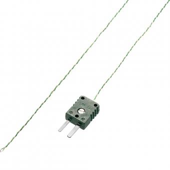 Luftfühler NiCr-Ni, teflonisoliert, NL1000