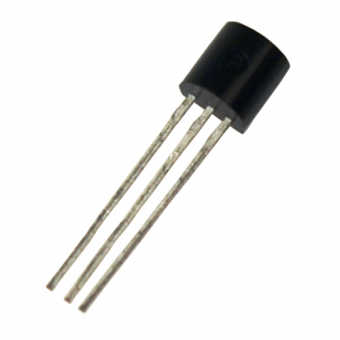 Temperature sensor with direct digital output, DS18S20