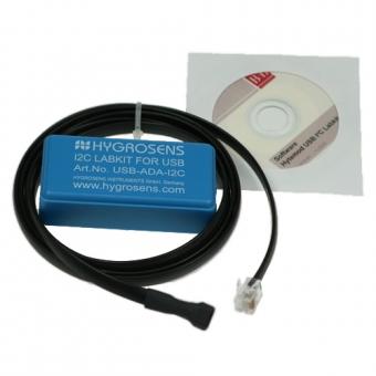 USB-I²C-Anschlussadapter