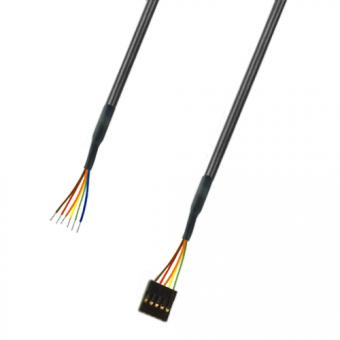 Anschlusskabel für die Feuchte- und Temperaturmodule HY-ANA 10V und HYTE-ANA 10V, 2 m