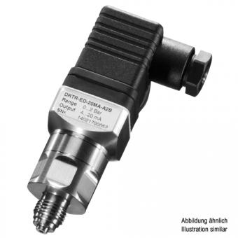 """Drucktransmitter Edelstahl G1/4"""" 0-6 bar relativ 20 mA"""
