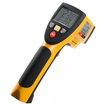 Infrarot-Temperaturmessgerät IR 8895 mit Ziellaser