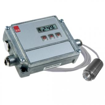 Infrarot-Temperaturmessgerät DM101 hot