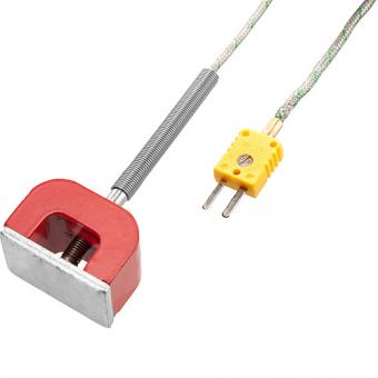Surface probe, magnet probe type K (NiCr-Ni)
