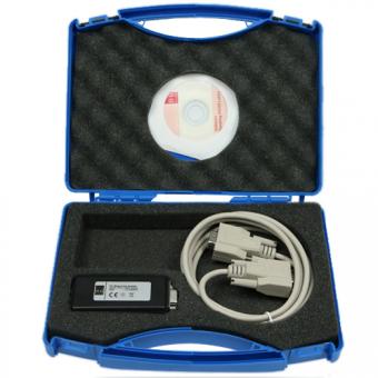 PC-Messsystem für TSic™ Temperatursensoren, USB