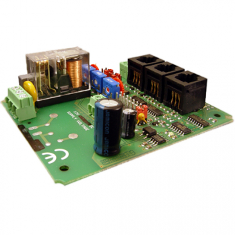 Universal two-point PCB controller 24V/DC