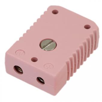 Standard socket type N, pink