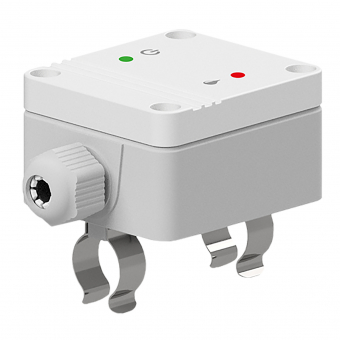 Dew point controller for pipes, diameter 16 - 19 mm