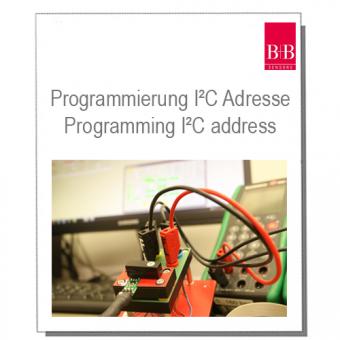 Programmierung der I²C Adresse ab Werk