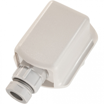 Outdoor temperature sensor 1xPt100/B/2