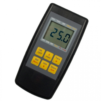 Präzises, digitales Sekundenthermometer HM210
