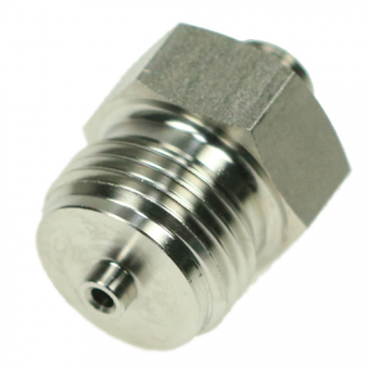 "Double threaded fittings G1/2"" / G1/8"""