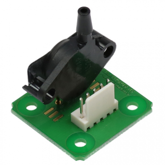 Sensor module pressure  100…1100 mbar, Voltage output 0...5 V and I²C, absolute, piezoresistive