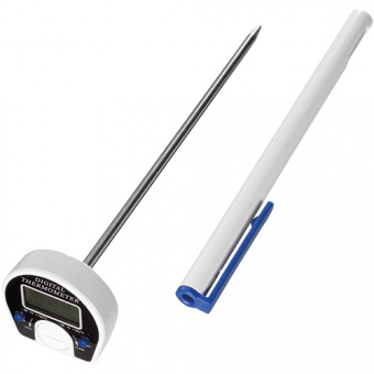 Penetration thermometer