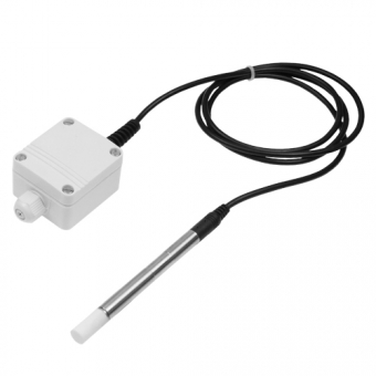 Pendulating humidity/ temperature probe (Pt1000 passive), 1500 mm, 10V