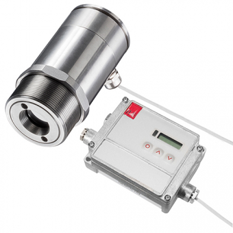 Infrared temperature measuring device DM751 E