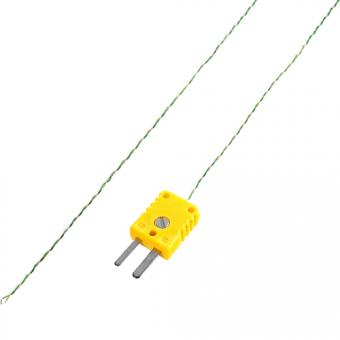 Luftfühler 1xK, 1000 mm, Thermoelement-Fühler
