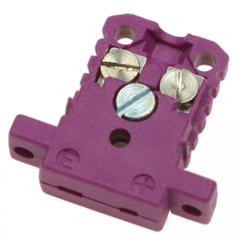 Miniature case type E, violet