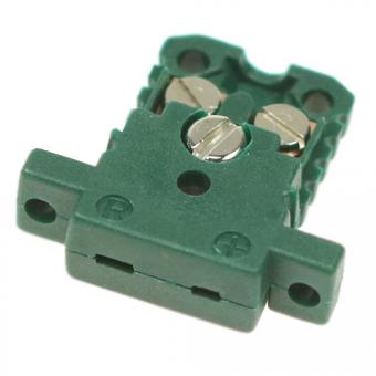 Miniaturdose Typ R, grün