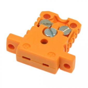 Miniature case type S, orange
