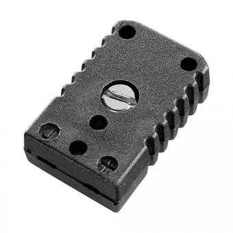 Miniaturkupplung Typ J, schwarz