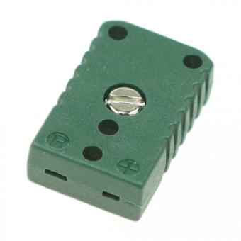 Miniaturkupplung Typ R, grün