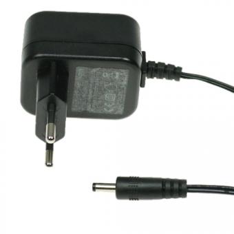 Power supply adaptor 3,6 V DC 0,3 A