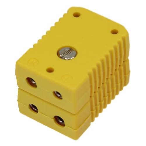 Standard-Doppelkupplung Typ K, gelb