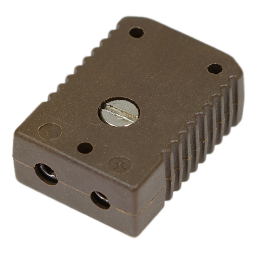 HTK standard socket, type N, brown, high temperature
