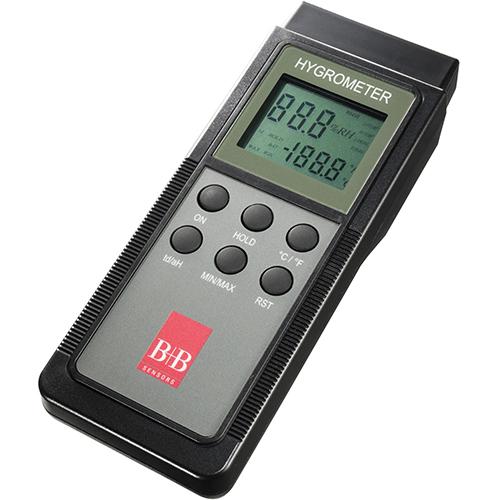 Hygrometer für Feuchte-, Temperatur-, Taupunktmessung