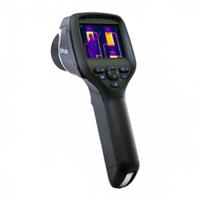 Infrared camera ThermoCam