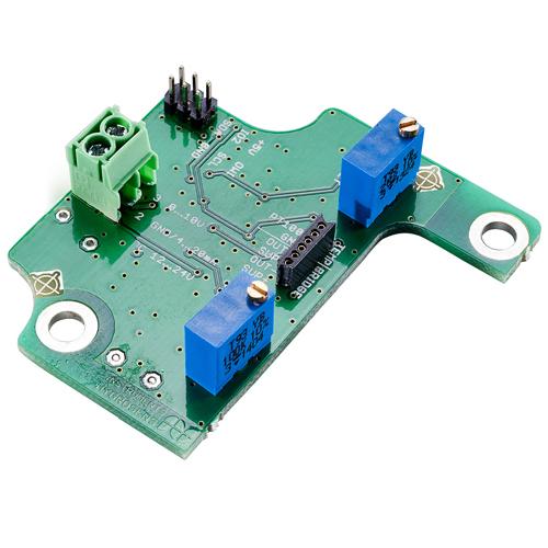 Evaluation electronics for ceramic pressure sensors 20 mA