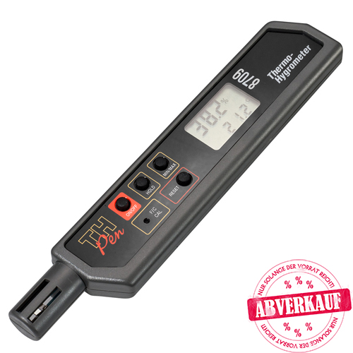 Compact hygrometer HYTE8709