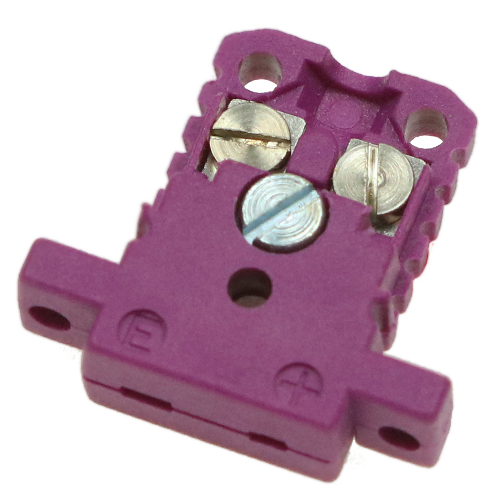 Miniature case type E, violet