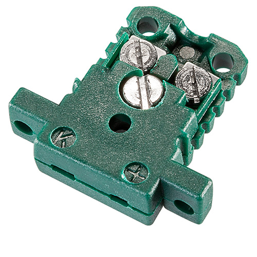 Miniature case type K, green