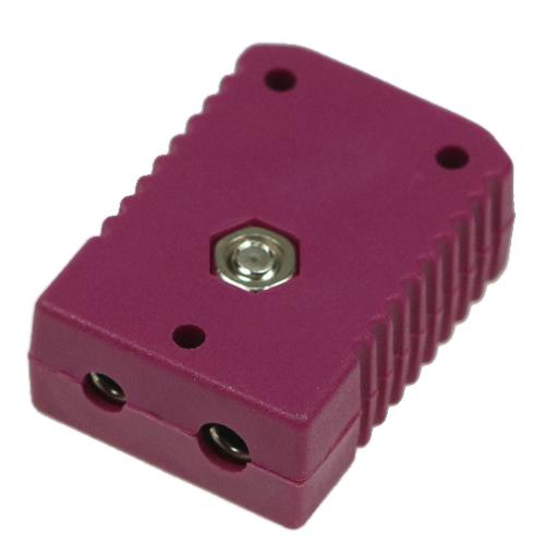 Standard socket type E, violet